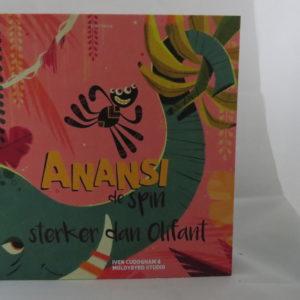 Anansi-De-Spin-Sterker-Dan-Olifant